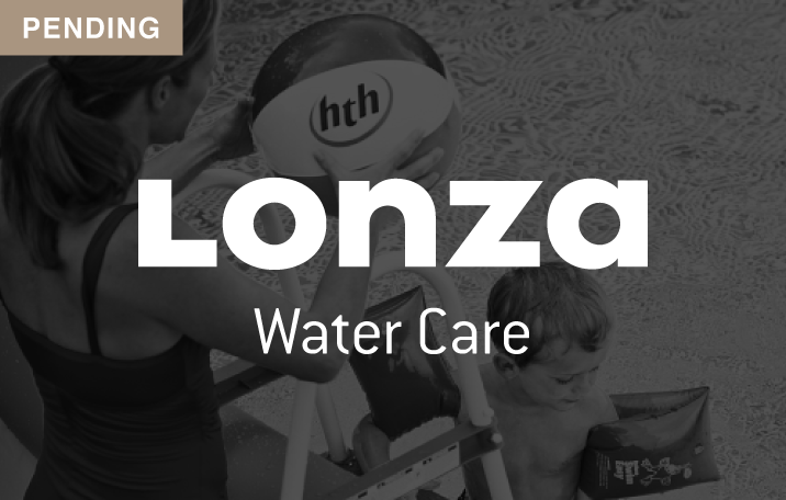 Lonza Water Care Logo