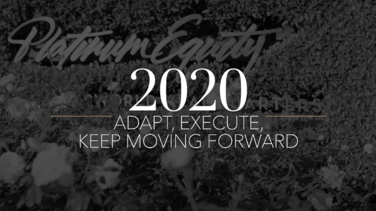 Video poster for Platinum Equity: 2020 In Review