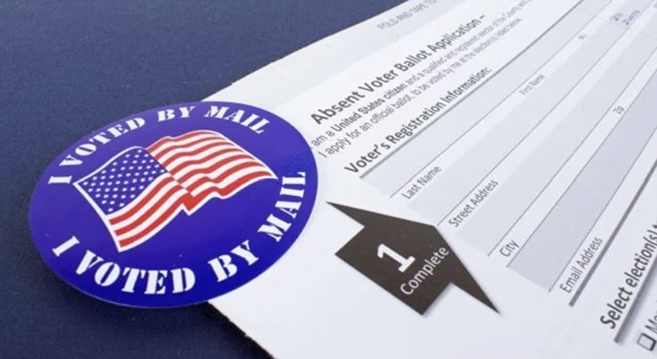 Blue Crest, a Platinum Equity portfolio company, provides vote by mail technology for voters.