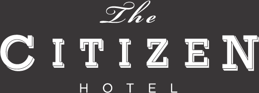 Logo for The Citizen Hotel
